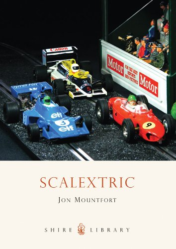 Scalextric (Shire Library)