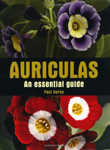 Auriculas: An Essential Guide (Crowood Essential Guides) por Paul Dorey