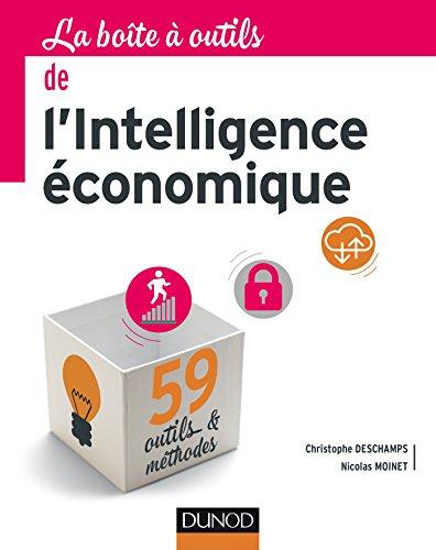 La bote  outils de l'intelligence conomique - 59 outils & mthodes
