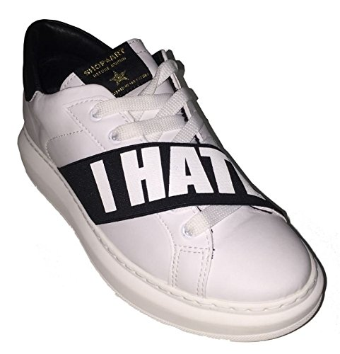 "SHOP ART 8007 SNEAKER ELASTICO ""I HATE EVERYONE"""