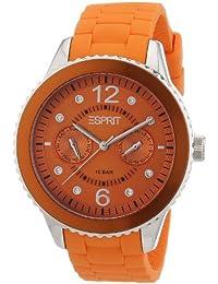 Esprit Damen-Armbanduhr Analog Quarz Kautschuk ES105332005