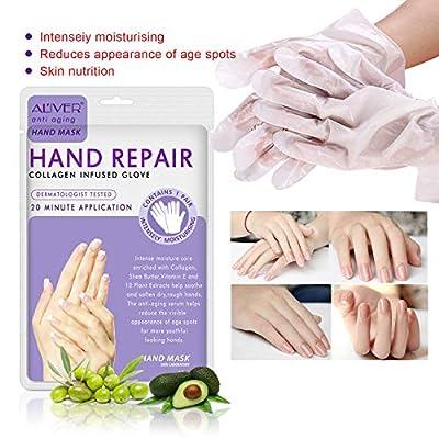 Feuchtigkeitsspendende HäNde Handschuhe Feuchtigkeitsspendende