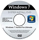 WINDOWS 7 32 & 64 bit DVD SP1 All Versions Ultimate...