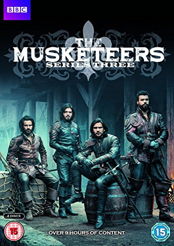 musketeers-series-3-dvd-4-discs