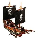 Legler - Barco pirata 3D Jack, puzzle (1472)