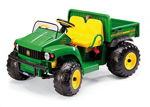 *Peg Perego OD0009 – 12V John Deere Gator für 2 Kinder*