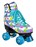 Rookie Rollerskates Fruits Skate, Damen 38 Weiß/Multi