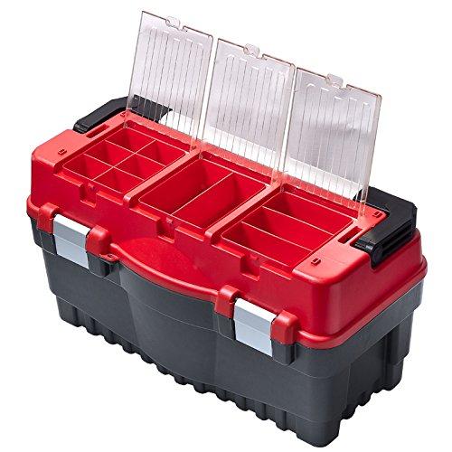 Werkzeugkoffer Werkzeugbox Formula Carbo S600 55x26x27cm Werkzeugkiste Werkzeug