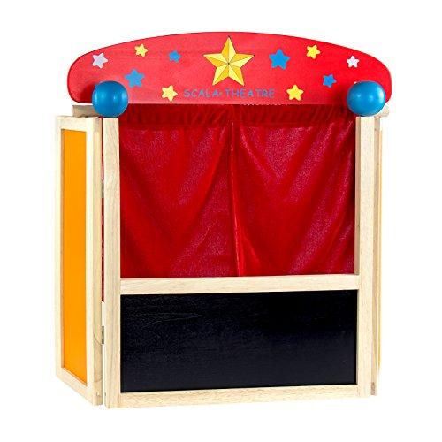 DEMA Tisch-Puppentheater