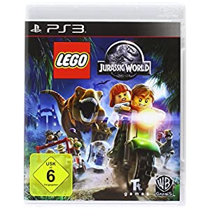 LEGO Jurassic World – [PlayStation 3]