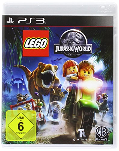 3 Playstation Neu Spiel (LEGO Jurassic World - [PlayStation 3])