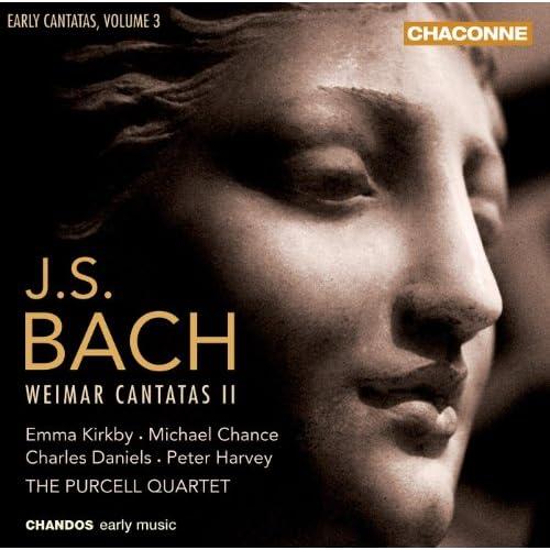 Bach, J.S.: Early Cantatas, Vol. 3 - Bwv 21, 172, 182)