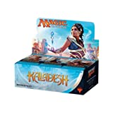 Magic The Gathering mtg-kld-bd-en Kaladesh Booster Display Box (36 Stück) englisch
