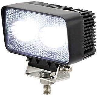 AdLuminis LED Arbeitsscheinwerfer Arbeitsleuchte, 20 Watt 1800 Lumen, 90°, 12V 24V, IP67 Schutzklasse, 6000K, Zusatzscheinwerfer, Rückfahrscheinwerfer, Suchscheinwerfer