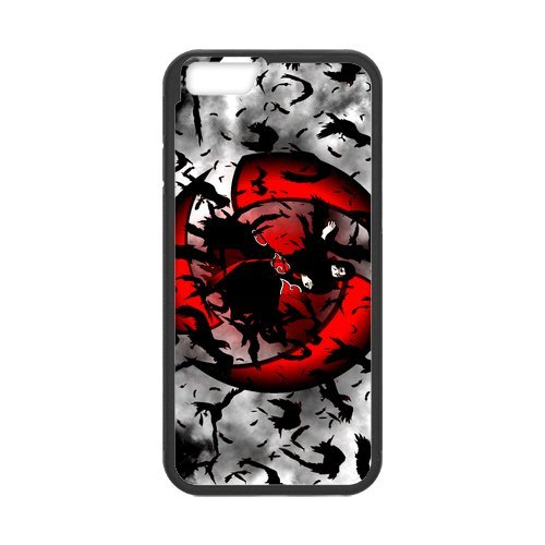 iPhone 6/iPhone 6S Case Coque, Screen Protector pour iphone6s, Anime Naruto Designs iPhone 6 (4,7 pouces) Case, iPhone 6/iPhone 6S Coque de protection Case