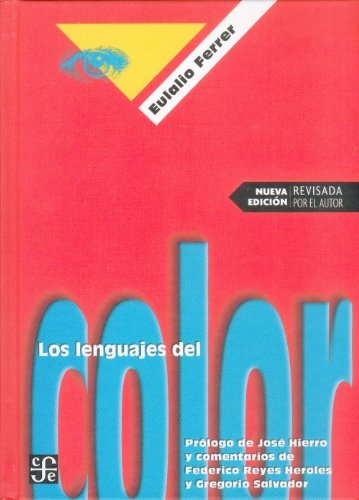 Los Lenguajes del Color (Tezontle) por Eulalio Ferrer