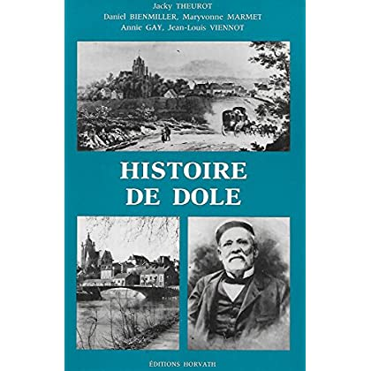 Histoire de Dole (Collection Histoire des villes de France)