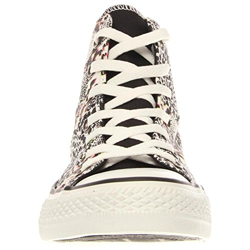 Converse Chuck Taylor All Star Anim Print, Baskets mode mixte adulte WEISS