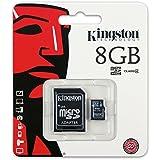 Arc Class 4 Kingston Ultra Micro SD Memory Card 8GB
