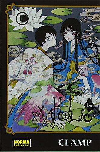 XXXHolic rei 1 (Seinen Manga)