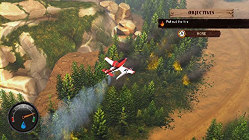 Disney Planes: Fire and Rescue  screenshot