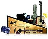 Cort EARTH Pack Guitare acoustique Pores Ouverts