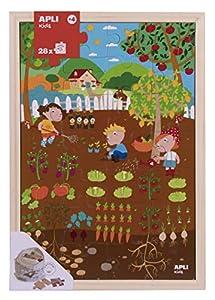 APLI Kids- Puzle, Multicolor (17197)