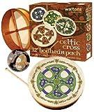 "Waltons: 12"" Inch Irish Bodhran Gift Set"