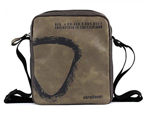strellson Paddington Shoulder Bag SV Light Green