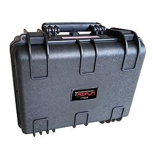 Taifun Case XL–Étui appareil photo–Étui rigide avec mousse