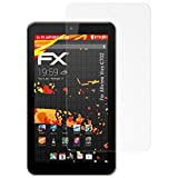 atFolix Schutzfolie kompatibel mit Allview Viva C702 Bildschirmschutzfolie, HD-Entspiegelung FX Folie (2X)