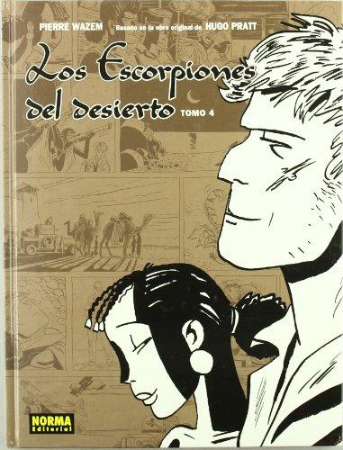LOS ESCORPIONES DEL DESIERTO 04: CITA EN DIRE DAWA