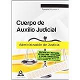 Cuerpo De Auxilio Judicial De La Administración De Justicia. Temario. Volumen Ii (Justicia (estatal) (mad))