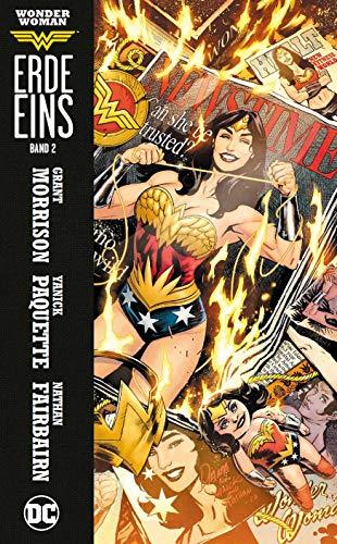 Wonder Woman: Erde Eins: Bd. 2