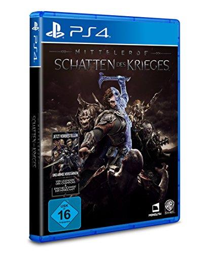 Mittelerde: Schatten des Krieges -Standard Edition - [PlayStation 4]