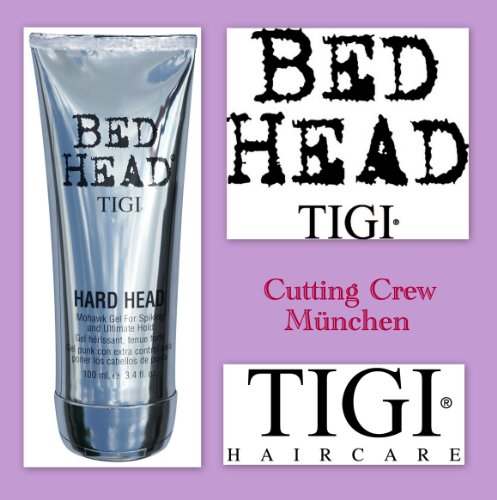TIGI Bed Head Hard Mohawk Gel 100ml