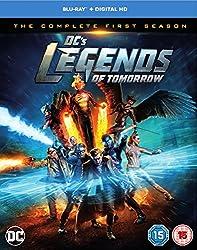 DC Legends of Tomorrow - Season 1 [Includes Digital Download] [Blu-ray] [2016] [Region Free]