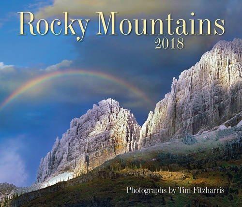 Rocky Mountains 2018 Calendar