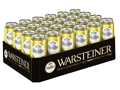 Warsteiner Radler Zitrone Dose (24 x 0.5 l)
