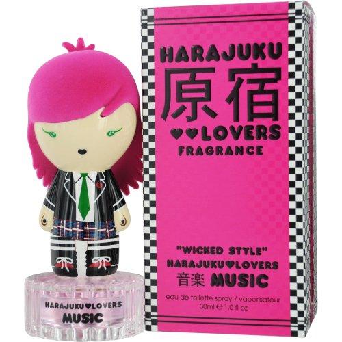 Gwen Stefani Harajuku Lovers Music Wicked Style Eau de Toilette 30ml
