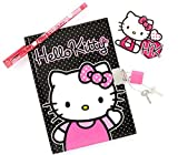 Best Sanrio Kitties - Hello Kitty Diary With Gel Pen And Lock Review