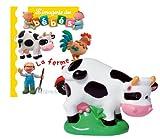 La Vache - Coffret bébé figurine