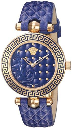 Versace Reloj los Mujeres Micro Vanitas VQM09 0016