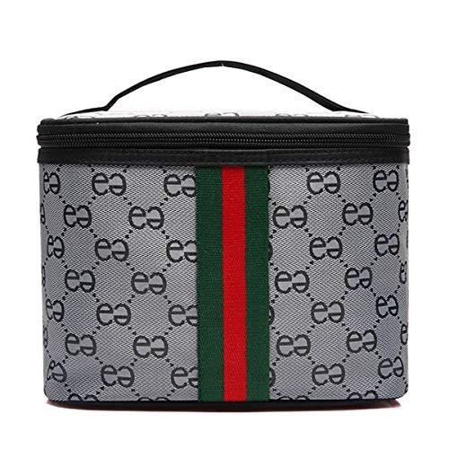 2019 frauen neue trend bucket bag, handtasche, kosmetik aufbewahrungstasche neueste auflistung (Grau,21cm*15cm*16cm)