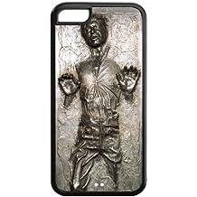 Star Wars iPhone 5C considerarprotectoras escayolada funda dura de piel para iPhone 5C high quality rubber case for iPhone 5C