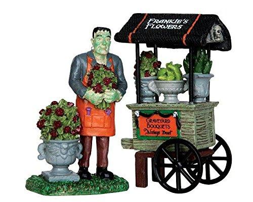 Lemax - Graveyard Bouquets - Friedhof Zubehör - Halloween Village - Spooky Town - Dorf