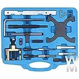 Wonderman Tools WMT01350 Coffret D'Outils Compatible Pour Distribution Moteur
