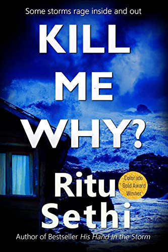 Kill Me Why?: Gray James Detective Murder Mystery and Suspense (Chief Inspector Gray James Detective Murder Mystery Series Book 2) book cover