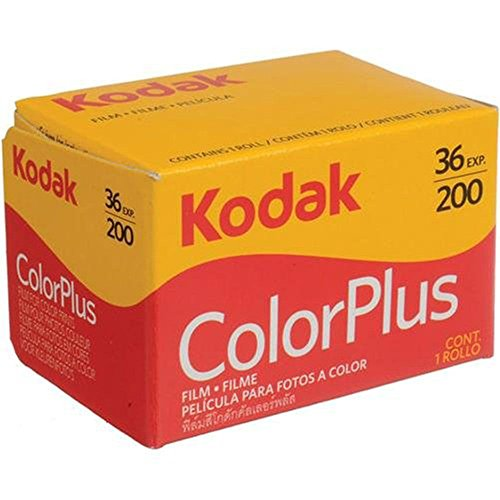 Kodak - 6031470 - Color plus 200 135/36 Film