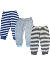 BFL - Pantalon - Bébé (garçon) 0 à 24 mois gris Blanc/gris